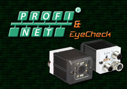 EyeCheck Smart Cameras with PROFINET option